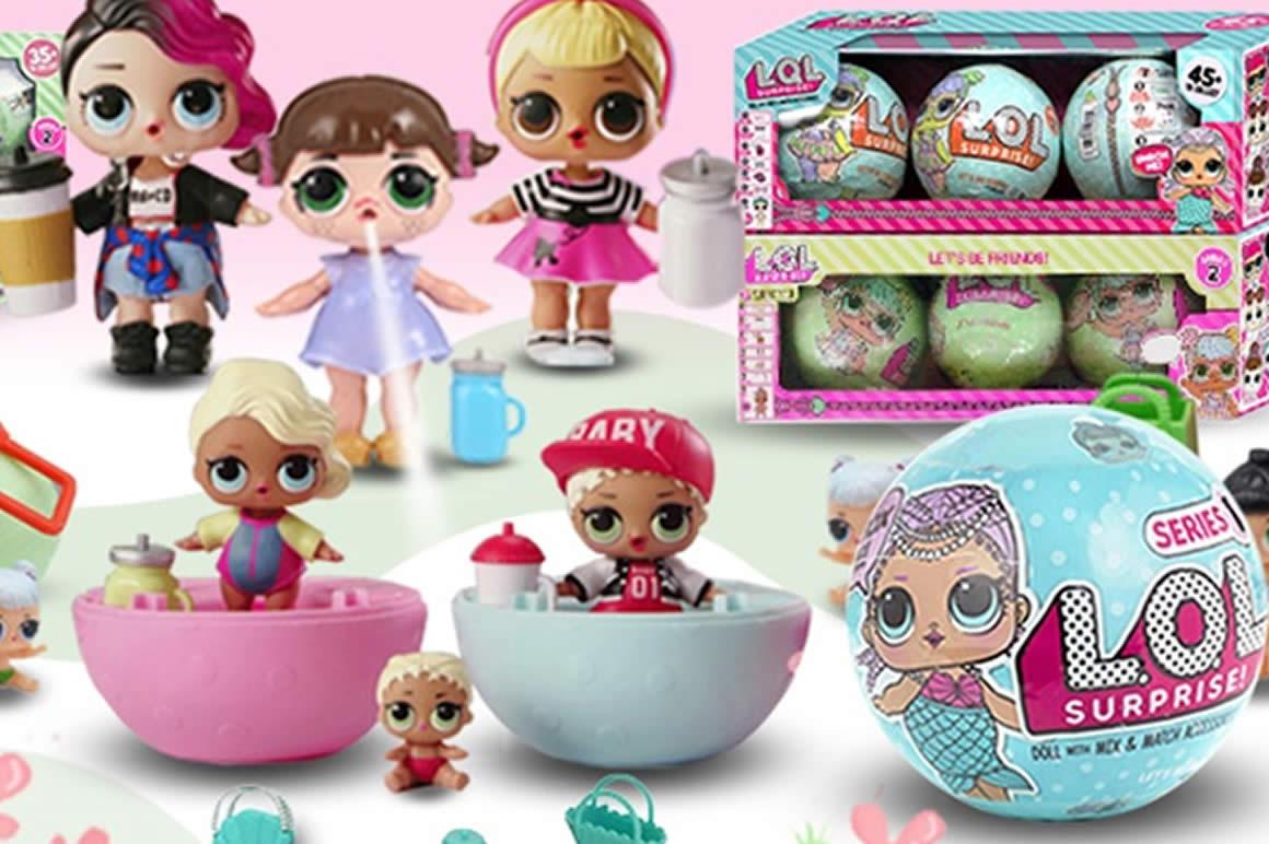 Toys For Girls Lol : Lol lql lutkice koje su zaludile svijet sada na sniženju